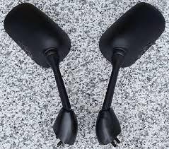 Yamaha <b>YZF R6 2006</b>-<b>2007</b> & R1 2002-<b>2008</b> BLACK MIRRORS ...
