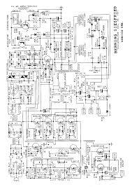 consumer audio information berning siegfried amplifer power supply schematics