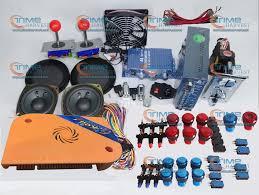 <b>Arcade parts Bundles</b> kit With 1500 in 1 Pandora Box 9 <b>Joystick</b> ...