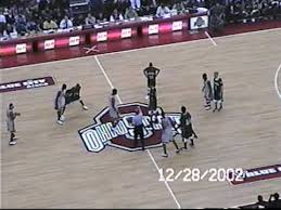 LeBron James High School Basketball Akron St. Vincent St. Mary vs ...