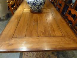 hand carved dining table timeless interior designer: french oak dining table with plank inlay timeless interior designer