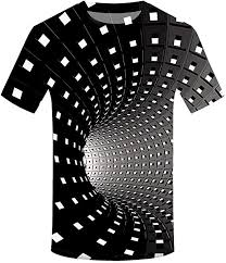 <b>Mens</b> t Shirts, Unisex 3D <b>Creative</b> Print <b>Short Sleeve</b> T-<b>Shirt</b> Casual ...