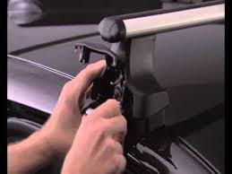 How to fit <b>Thule</b> 754 Fit <b>Kit</b> for Roof bars / Roof rack for Cars, 4x4 ...