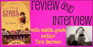 word spelunking interview and review tara dairman author of all interview and review tara dairman author of all four stars