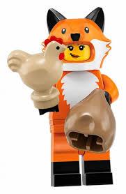 71025-14: <b>Fox Costume Girl</b> | Brickset: LEGO set guide and database