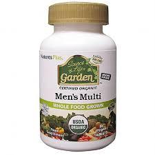 <b>Source of Life Garden</b> Men's Multi (90 Ca- Buy Online in French ...