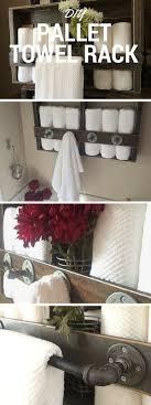 bathroom towel holder cool