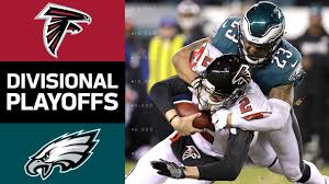 Falcons vs. Eagles | NFL Divisional Round Game Highlights ...