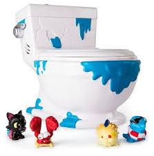 <b>Игровой</b> набор <b>Spin Master</b> Flush Force - Туалет-коллектор 38805 ...