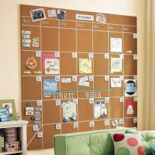 pin board for office. corkboard calendar by valeria more pin board for office