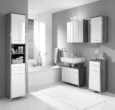agreeable bathroom designs for and ideas with gray bathroom wall along white bathtub also white floating agreeable design mirrored closet