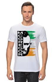 Футболка классическая <b>Конор Макгрегор</b> #2444284 от ...