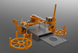 3D printed Jack the Ripper Robot | 3D Printer News & 3D ... - 3ders.org