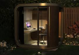 Prefab Home Office Pod