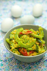 Image result for peria katak telur