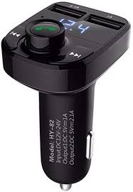 Wireless FM Transmitter MP3 Player <b>USB Car Charger</b> For ...