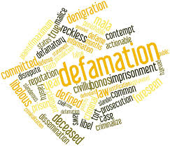 exceptions to the offence of defamation section of ipc