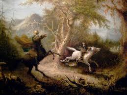 Image result for headless horseman