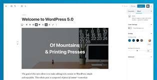 Вышел релиз <b>CMS</b> WordPress 5.0 с новым веб-редактором
