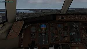 rnav gps approach ksan rwy boeing professional v it is not an ils it is only a rnav approach and a rnav approach is a non precision approach in an aitcraft that doesn t have a gps