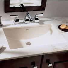 undercounter bathroom sinks