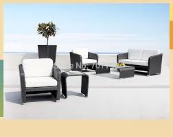 hot sale cheap outdoor wicker furniture resin cheap plastic patio furniture