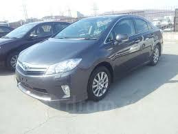 Продажа Тойота Сай 2011 во Владивостоке, Hybrid, VSC, Smart ...