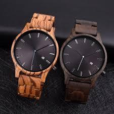 DODO DEER Stylish <b>Wooden Watches Men</b> Auto Date Quality ...