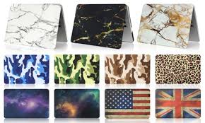 Up To 24% Off on <b>Printed Hardshell</b> MacBook Case | Groupon Goods
