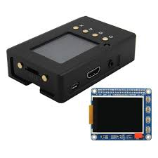 Raspberry Pi 3 <b>2.2 Inch</b> 240x320 lcd Display Monitor w/ CNC ...