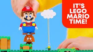 <b>LEGO Super Mario's</b> adventures begin! - YouTube