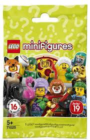 <b>LEGO Minifigures 71025</b> tbd-Minifigures 2019-3 <b>Конструктор</b> ...