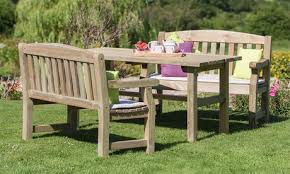 chunky wooden garden furniture best hardwoods for furniture