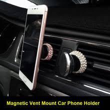 Автомобильный держатель для телефона с алмазным ...