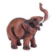 <b>Фигурка декоративная ArtHouse</b>, <b>Слон</b>, 20,5*9*22 см купить в ...