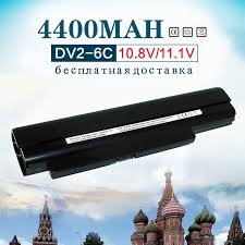 <b>Golooloo 11.1v 4400mAh</b> Laptop <b>battery</b> for Hp Pavilion dv2 dv2 ...