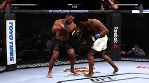 EA SPORTS™ UFC® 2 Mike Tyson vs Muhammad Ali online ...