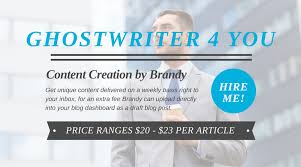 The Brutally Honest Truth About Ghostwriting   Raven Blog
