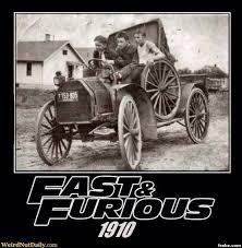 Old Fashioned Fast & Furious Meme Generator - Captionator Caption ... via Relatably.com