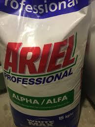 <b>Стиральный порошок Ariel</b> Professional Alpha 15 кг <b>Автомат</b>