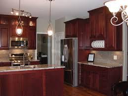 cabinets dark wood contemporary custom kitchen furniture kitchen interior kitchen interior with cherry