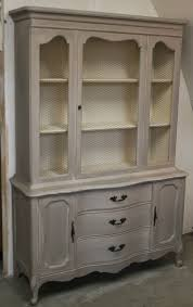 ideas china hutch decor pinterest:  coats coco then a wash with old ochre middot wire paintedhutch paintedpainted china
