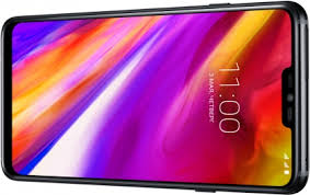 <b>Смартфон LG G7 ThinQ</b> 64Gb Aurora Black