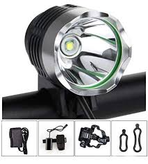 Augymer <b>Bike Light</b> LED Rechargeable <b>Waterproof</b> 1200lm Bicycle ...