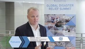 videos aid and international development forum global disaster relief summit 2016 interview brian kelly iom