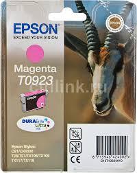 <b>Картридж EPSON</b> T0923, пурпурный [<b>c13t10834a10</b>]