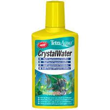 <b>Tetra</b> Aqua <b>Crystal</b> Water 100 мл ср-во от помутнения воды ...