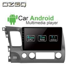 Online Shop <b>OZGQ Android</b> 7.1 <b>Car</b> Player For Honda Civic 2005 ...
