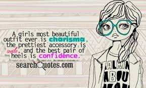 A Girls Most Beautiful Smile Quotes via Relatably.com