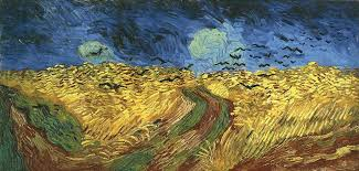 The Paintings (Wheat Field with Crows) - Vincent van Gogh